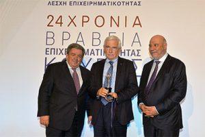 24α Βραβεία Επιχειρηματικότητας ΚΟΥΡΟΣ